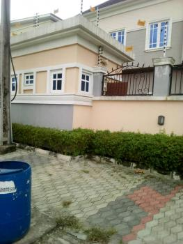 a Room Self-contained with Interlock Road, with a Good Security, Oral Estate, Ikota Villa Estate, Lekki, Lagos, Self Contained (single Room) for Rent