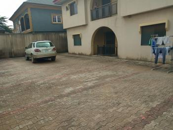 Renovated 3 Bedroom in a Very Decent Estate Each Room with Wardrobe, Egbeda, Alimosho, Lagos, Flat for Rent