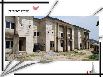 Cervical Terraces: 5nos of Five Bedrooms with Study Room Terrace Apartments, 1no- 3 Bedroom Pent Apartment, Oladipupo Diya Road, Durumi, Abuja, Terraced Duplex for Sale
