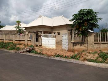 Carcass 3 Bedrooms Detached Bungalow, Sahara Basic Estate, By Efab Estate, Lokogoma District, Abuja, Detached Bungalow for Sale