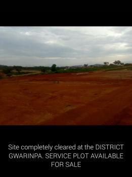 Bare Land for 1 Bedroom Flat, Dantata Estate, Ahmadu Bello Way, After Works and Housing Estate and 1212 Polo Club, Gwarinpa Estate, Gwarinpa, Abuja, Block of Flats for Sale