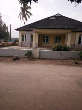3 Bedroom Bungalow (sharing Compound with Self Contained), Punch Estate, Mangoro, Ikeja, Lagos, Detached Bungalow for Rent