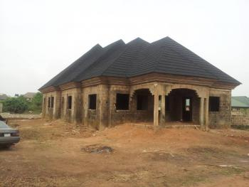Nicely Built Uncompleted 4 Bedrooms En Suite Bungalow., Okabere Rd, Off Benin-sapele Rd, Benin, Oredo, Edo, Detached Bungalow for Sale