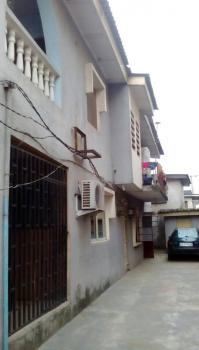 3 Units of 3 Bedroom and 1 Unit of 2 Bedroom Flat with Self Contained and Additional 3 Shops and in Front, Moricass Road, Agege, Lagos, Block of Flats for Sale