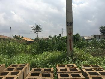 2 Plots of Commercial Land with Filling Station Approval, Directly on Ekoro Road, Alimosho, Lagos, Commercial Land for Sale