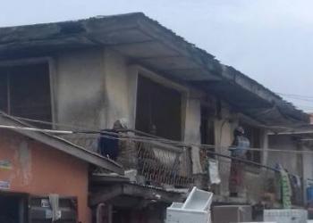 a Storey Building for Sale at Lawanson, Ik Dairo Street, Lawanson, Surulere, Lagos, House for Sale
