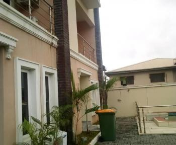 4 Bedroom Duplex & a Room Bq, Serviced Apartment with Ac and Inverter, Gym, Swimming Pool in a Good Estate, Ajiran Road, Agungi, Lekki, Lagos, Flat for Rent