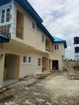 Lovely 2 Bedroom Flat, After Jubril Estate, Olokonla, Ajah, Lagos, Flat for Rent