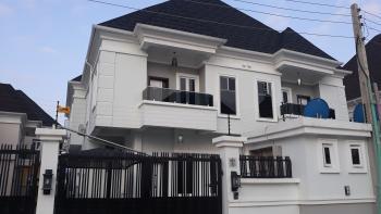 Nicely Furnished 4 Bedroom House with Boys Quarter, Off Chevron Drive, Lekki, Lagos, Semi-detached Duplex Short Let