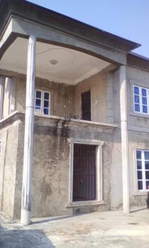 a Newly Built House with B/q, Opposite Waec, Igbogbo, Ikorodu, Lagos, Detached Duplex for Sale