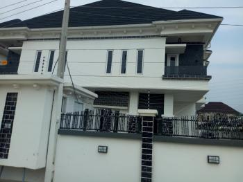 Newly Built 4 Bedroom Semi Detached Duplex with Bq, Good for Office Or Business Or Residents, Chevy View Estate, Lekki, Lagos, Semi-detached Duplex for Rent