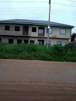 4 Bedroom Duplex and a Building with 3 Bedroom Flat Up and Down, Journalist Estate Phase 1, Along Lagos Ibadan Expressway, Berger, Arepo, Ogun, House for Sale