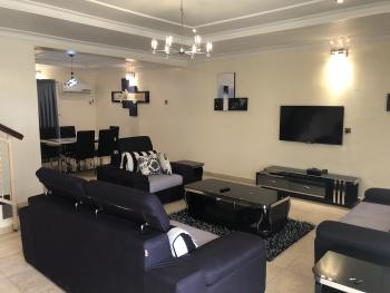 Well Furnished 4 Bedroom Flat, Mike Inegbese Close, Victoria Island (vi), Lagos, Flat for Rent