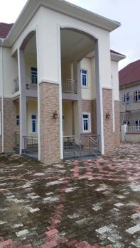 Brand New & Luxury Built 5 Bedrooms Fully Detached Duplex with 2 Rooms  Servant Quarters, Festrut Estate, By Ministers Hill, Katampe (main), Katampe, Abuja, Detached Duplex for Rent