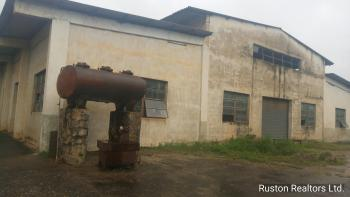 Large Warehouse, Molete Area, Challenge, Ibadan, Oyo, Warehouse for Rent