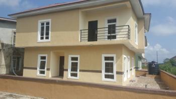 Newly Built Four Bedroom Fully Detached Duplex, Garden Estate, Monstery Road, Sangotedo, Ajah, Lagos, Detached Duplex for Rent