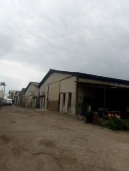 4 Bay Warehouse in 1/half Plots, Alapere, Ketu, Lagos, Warehouse for Sale