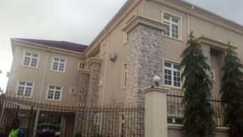 Well Finished Serviced 3 Bedroom Flat with Boys Quarters, Off Ibb Way, Maitama District, Abuja, Flat for Rent