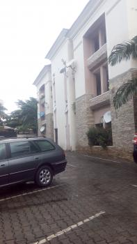 Well Finished 2bedroom Serviced Flat with Bq, Constant Power Supply and 24hrs Uniform Security Guards, Wuse 2, Abuja, Flat for Rent