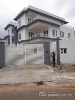 Ultra Modern Twin 5 Bedroom Duplexes+ Maids Quarters Each, Pool, Lush Green Areas, Elevator, Mini Office, for Corporate Letting, Maitama District, Abuja, House for Rent