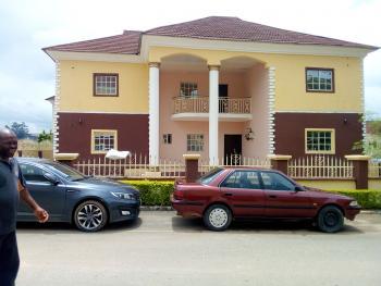 4 Bedroom Detached Duplex with a Room Bq, Philcruz Estate Dakibiyu Opposite Jabi Apostolic Church, Dakibiyu, Abuja, Detached Duplex for Rent