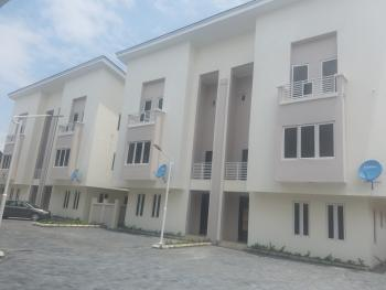 Newly Built 5 Bedroom  Terrace Duplex with a Attached Bq Spacious Compound Fitted Kitchen Etc, Idado, Lekki, Lagos, Terraced Duplex for Sale