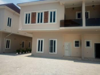 Brand New Tastefully Finished 4 Bedroom  Duplex, on Ochird Road, Immediately After Chevron Drive, Lekki, Lagos, Semi-detached Duplex for Rent