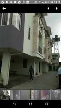 Tastefully Built 4 Bedroom Twin Terrace House, Adegoke Estate, Masha, Surulere, Lagos, Terraced Duplex for Sale