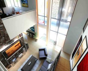 Luxury 4 Bedroom Terrace with Excellent Facilities, Berkshire Court, Off Landbridge Road, Oniru, Victoria Island (vi), Lagos, Terraced Duplex for Rent