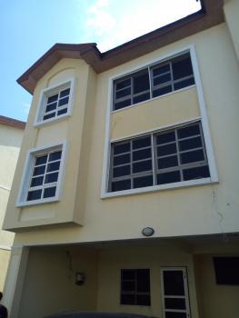 4 Bedroom Duplex, Bourdillion Court, Chevron, Chevy View Estate, Lekki, Lagos, Terraced Duplex for Rent