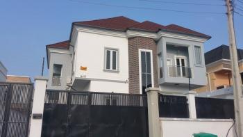 Exquisite and Tastefully Built 5 Bedroom Semi Detached Duplex with 1 Room Bq, Chevy View Estate, Lekki, Lagos, Semi-detached Duplex for Sale