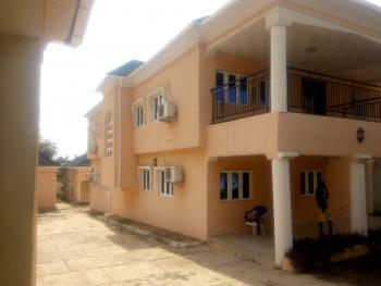 5 Bedroom  (self Service) with 2 Rooms Guest Chalet and Bq Fitted with Generators and Split Units, Off Ty Danjuma, Asokoro District, Abuja, Semi-detached Duplex for Rent