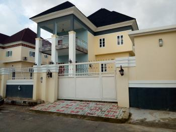 Brand New and Nicely Finished 4 Bedroom Fully Detached House with Boys Quarter in an Estate, Brains and Hammers, Life Camp, Gwarinpa, Abuja, Detached Duplex for Sale