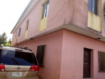 4 Bedroom Flat with 2 Rooms En Suite and Private Stairs, 27,mukanda Street, Off Ago Palace Way, Okota, Isolo, Lagos, Flat for Rent