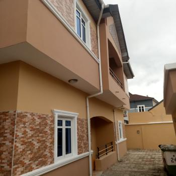 Brand New Well Finished 3 Bedroom Flat with Bq, Chevron Drive, Chevy View Estate, Lekki, Lagos, Flat for Rent