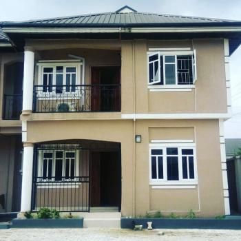 Newly Built 1 Bedroom Flat with a Visitors Toilet, Apple Estate, Rukpokwu, Port Harcourt, Rivers, Flat for Rent