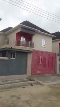 Well Finished 3 Bedroom Duplex with a Room Bq, Thomos Estste, Thomas Estate, Ajah, Lagos, Detached Duplex for Sale