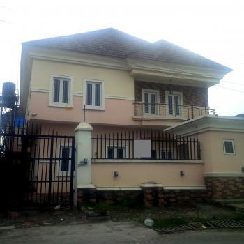 Tastefully Finished 5 Bedroom Detached Duplex with Bq, Chevy View Estate, Lekki, Lagos, Detached Duplex for Rent