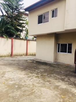 8 Bedroom Fully Detached House with 3 Rooms Bq, Osborne Foreshore Estate, Osborne, Ikoyi, Lagos, Detached Duplex for Rent