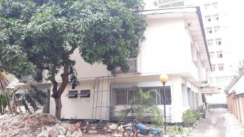 Commercial 4 Bedroom Fully Detached Duplex Plus a 3 Bedroom Bungalow, Parkview, Ikoyi, Lagos, Office Space for Rent