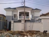 5 Bedroom Detached Duplex (all En-suite) With Well Furnished Kitchen, Ante Room, Laundry Space And Boys Quarters, Gra, Magodo, Lagos, 5 Bedroom, 6 Toilets, 5 Baths House For Sale