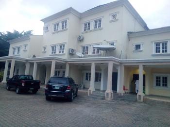 3 Bedroom Terraced Duplex with a Room Bq, Utako, Abuja, Terraced Duplex for Rent