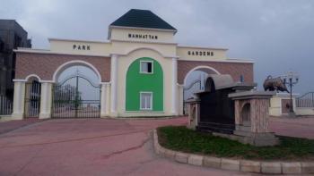 Manhattan Park & Gardens, Uke District, 2km Away From Goshen City, Abuja -keffi Road, Keffi, Nasarawa, Mixed-use Land for Sale