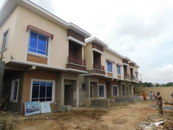 Newly Built 4 Bedroom Terrace Duplex, Off Adeniyi Jones, Adeniyi Jones, Ikeja, Lagos, Terraced Duplex for Sale