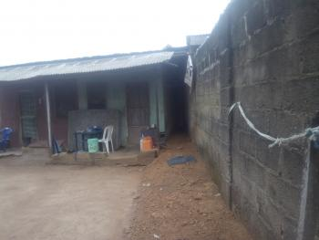 3 Bedroom Bungalow Setback on Full Plot Fenced Close to The Main Road Hi, Ologometa, Akute, Ifo, Ogun, House for Sale