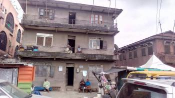 Two Storey Rebuildable Old Building, Ogungbaye Street, Mushin, Lagos, House for Sale