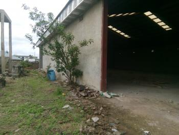 Newly Built and Structurally Sound Warehouse of 600sqm + Open Plan Office Block/depot of 2 Floors in a Good Location, Nnpc Area, Apata, Ibadan, Oyo, Warehouse for Rent