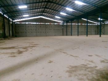 Newly Built, Spacious and Structurally Sound Warehouse of 2,700sqm + Office Block of 2 Floors in a Good Location, Oluyole Estate, Ibadan, Oyo, Warehouse for Rent