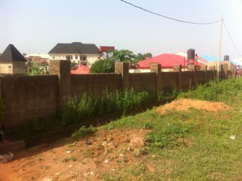 1000sqm of Land, Fenced, Build Able and Habitable, Access Road. Developed Area, Close to Redeemed Church & Ayis Academy Kapwa Road, Fha 1, Lugbe District, Abuja, Residential Land for Sale