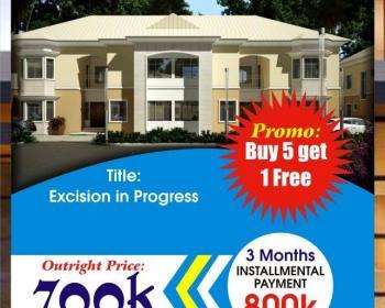 Plot of Land, Excision in Progress, Akodo Ise, Ibeju Lekki, Lagos, Land for Sale